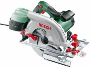 Die Bosch PKS 66 AF HomeSeries Handkreissäge