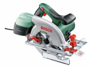 4. Die Bosch PKS 55 A HomeSeries Handkreissäge